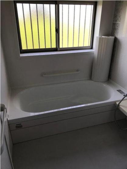 【浴室】羽生市尾崎 中古一戸建て