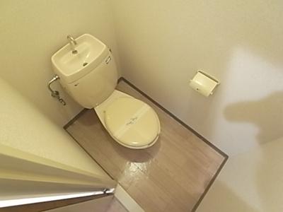 【トイレ】ドエルフォーラムD