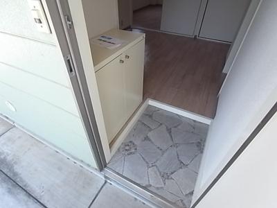 【玄関】ドエルフォーラムD