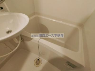 【浴室】レオパレスソレーユS O