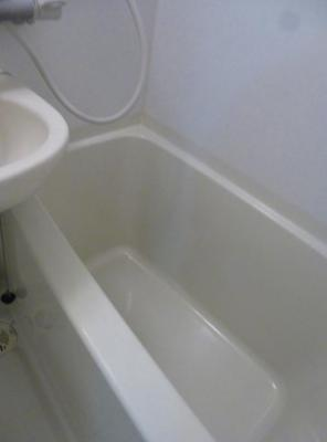 【浴室】国領ロイヤルD