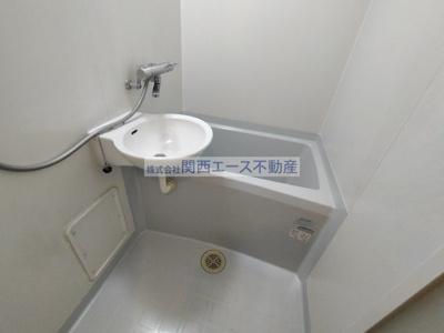 【浴室】レオパレスラックコート