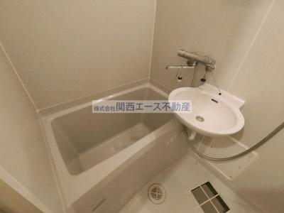 【浴室】レオパレス望