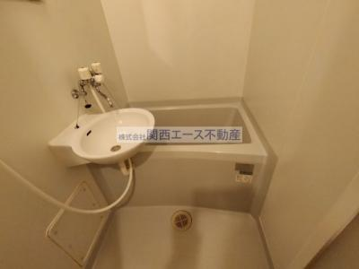 【浴室】レオパレス赤井ウエスト