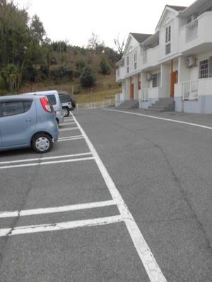 【駐車場】ダーリア2002