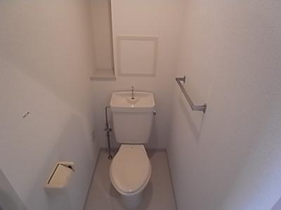 【トイレ】テクノ新神戸
