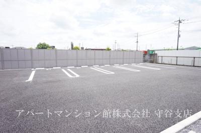 【駐車場】ベル・フルールⅡ