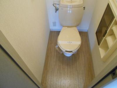 【トイレ】カサエスペランサ