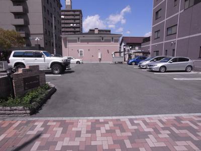 【駐車場】アン・サンクセット