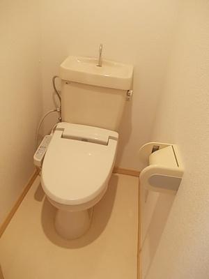 【トイレ】シティ内山