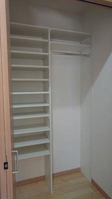 玄関収納スペース