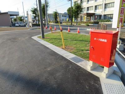 緑地・消火栓(8月5日現在)