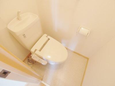 【トイレ】若葉 B棟