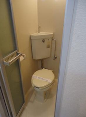 【トイレ】ファミール石川台