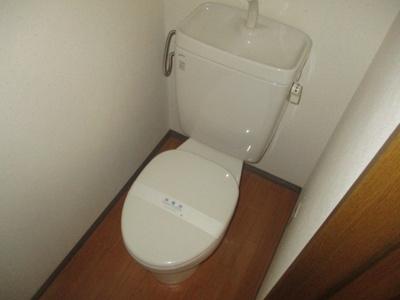 【トイレ】フォレストハイツ