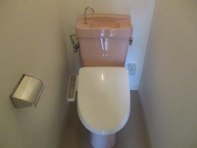 【トイレ】アパルトロゼ