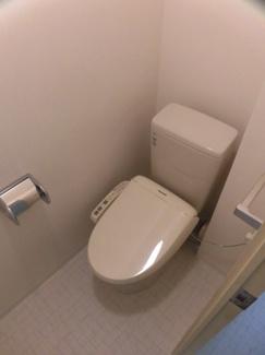 【トイレ】アネックス新城