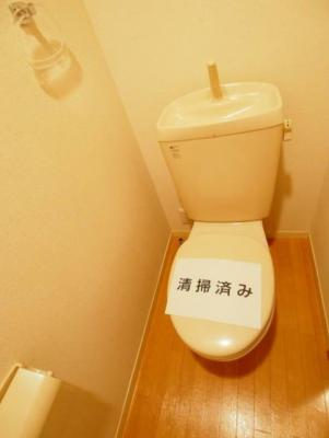 【トイレ】プチシャトー