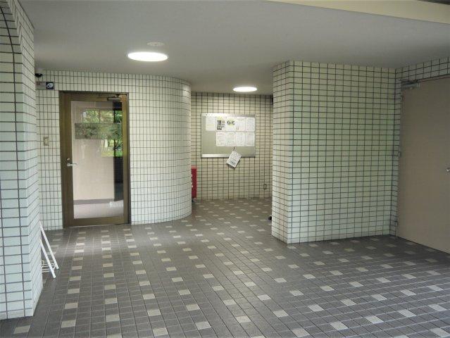 【エントランス】ファミールハイツ久留米参番館