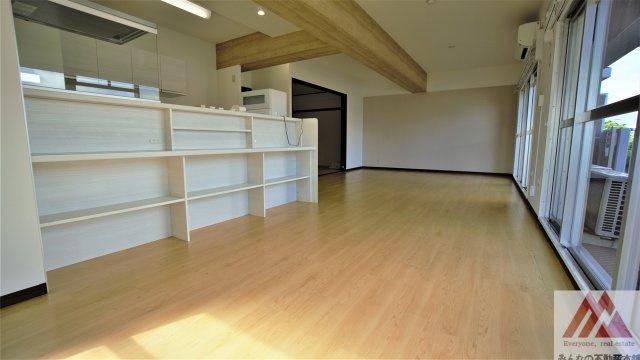 【居間・リビング】ファミールハイツ久留米参番館