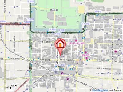 【地図】アプトン・パーク21