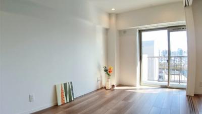 新規リノベーションで綺麗なお部屋や水回りです。