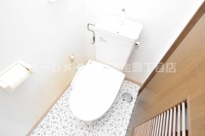 【トイレ】スプリングアセント