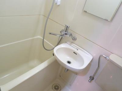 【浴室】東伏見NO18プラザUSA