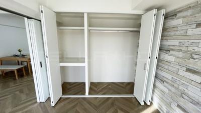 収納スペースもあります。
