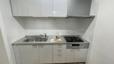 キッチンでお料理をお楽しみください。