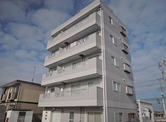 【外観】《高稼働!12.2%!》水戸市松が丘2丁目一棟マンション