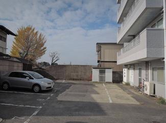 【駐車場】《高稼働!12.2%!》水戸市松が丘2丁目一棟マンション