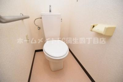 【トイレ】サニーフラット田中