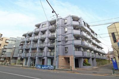 西武新宿線「上井草」駅より徒歩約6分の立地です。