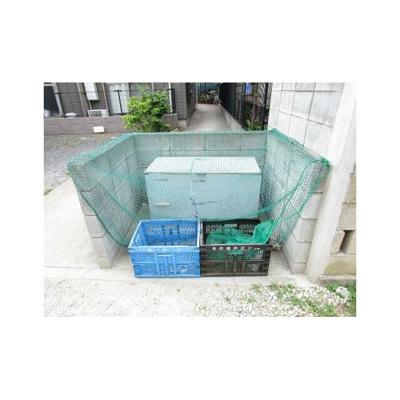 メゾンブルームのゴミ捨て場