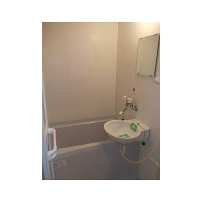 メゾンブルームの浴室