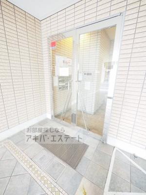 【エントランス】プロスパリティーFUJI