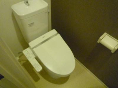 【トイレ】スプランドゥール春日