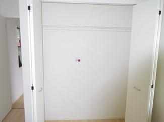1階約4.0帖洋室のクローゼット