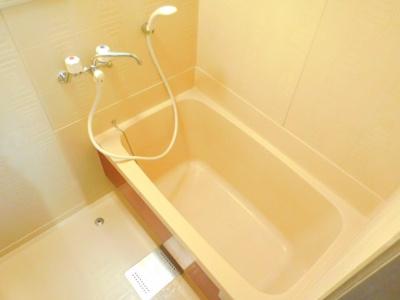 【浴室】パークハイツカセイ