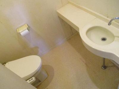 【トイレ】ドムス室見