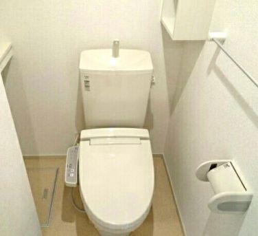 【トイレ】ヒルサイド下永谷