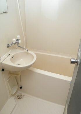 【浴室】ピュアドーム天神アネックス