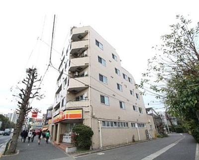 京王線「八幡山」駅より徒歩圏内の立地です。