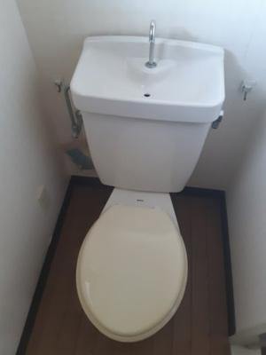 【トイレ】メゾン八坂