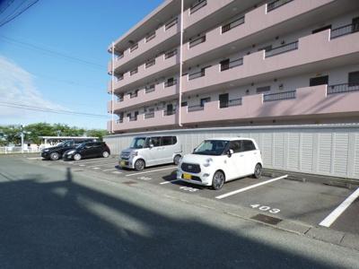 【駐車場】ハイツプリムローズ