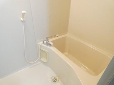 【浴室】ハイツプリムローズ