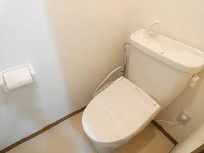 【トイレ】ハイツプリムローズ