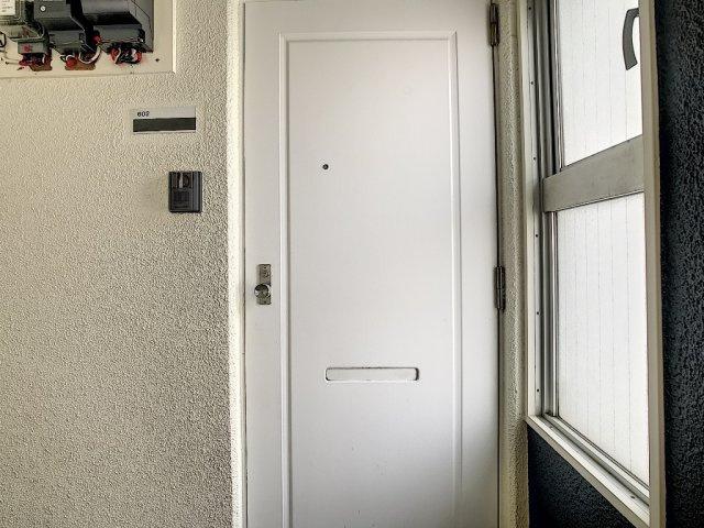【玄関】コートハウス下関岬之町
