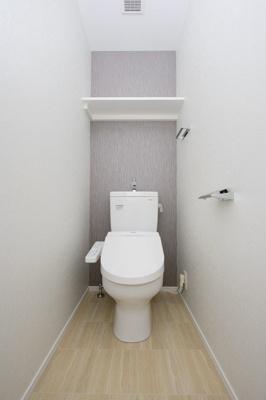 【トイレ】エンクレストベイサイド通り
